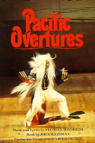 Pacific Overtures [Dodd Mead]