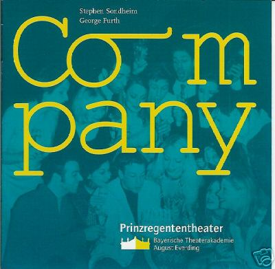 Company [German Cast Recording]