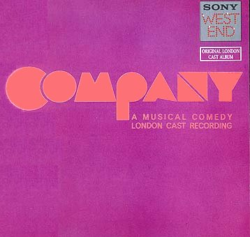 Company [London Cast Recording]