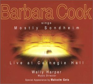 Barbara Cook Sings Mostly Sondheim