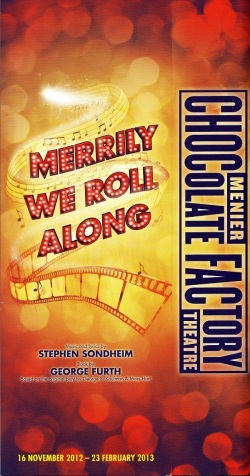 Merrily We Roll Along [2012 Menier Chocolate Factory Production]