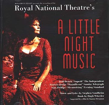 A Little Night Music [Royal National Theatre]