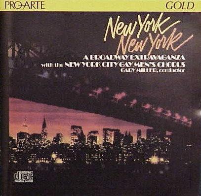 New York City Gay Men's Chorus: New York, New York