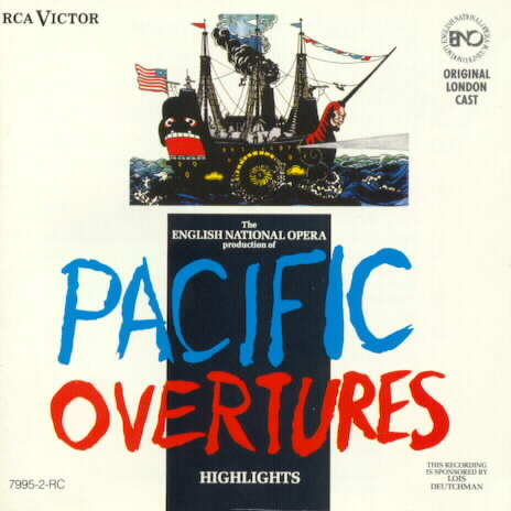 Pacific Overtures [UK]