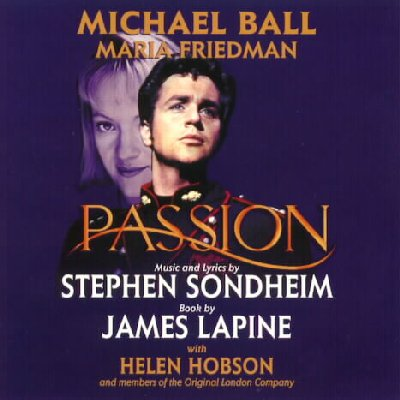 Passion [London Concert Recording]