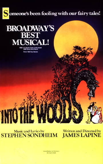 Into the Woods [poster]