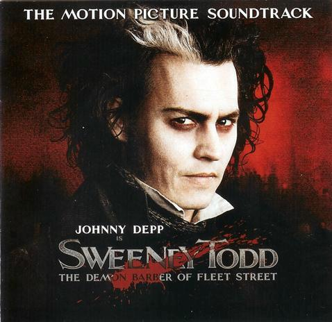 Sweeney Todd: 2007 Film Soundtrack