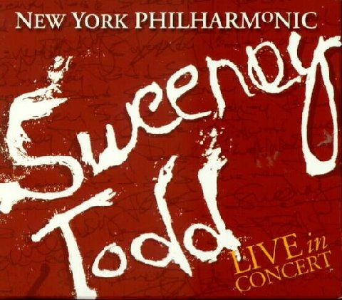 Sweeney Todd: Live at the NY Philharmonic