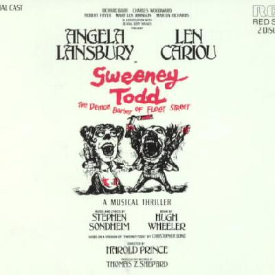 Sweeney Todd [OBC]