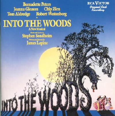 Into the Woods [Broadway Cast Recording]