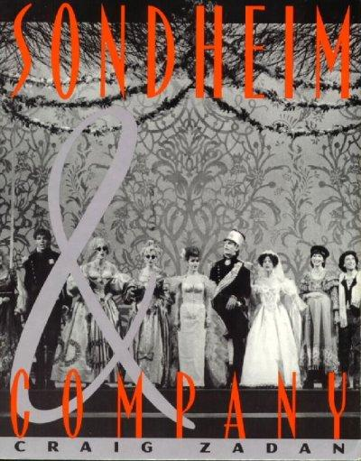 Sondheim & Co. [Second, revised edition]